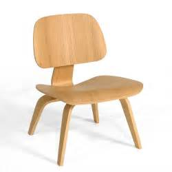 Chairs recliners chairs eames molded plywood lounge chair lcw do