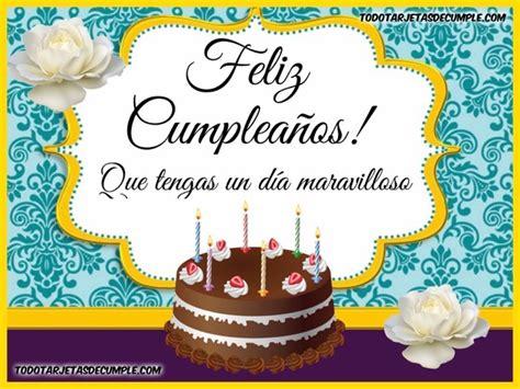 imagenes de cumpleaños que se puedan copiar mas de 500 tarjetas de cumplea 209 os