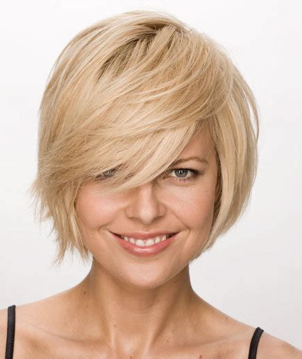 volumizing short haircut short textured bob sexy short hairstyles real simple