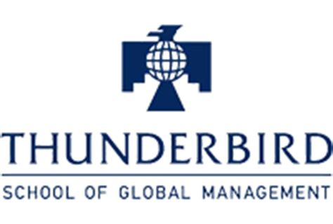 Of Arizona Mba Requirements by Business Mba 187 Thunderbird School Of Global Management