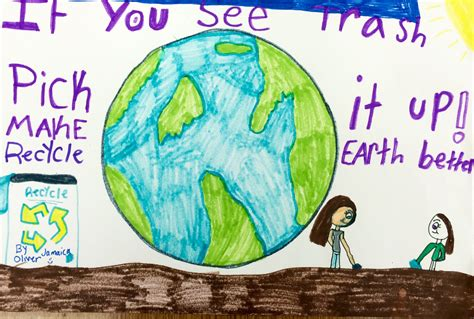Earth Day 5 2017 earth day poster contest submissions ny state senate
