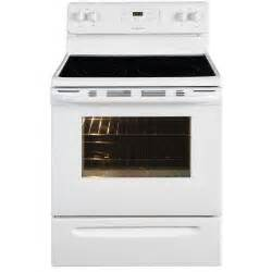 frigidaire home depot frigidaire 30 in 5 3 cu ft electric range with self