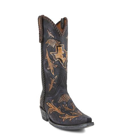 gringo boots allens boots s gringo boots aguila texana black