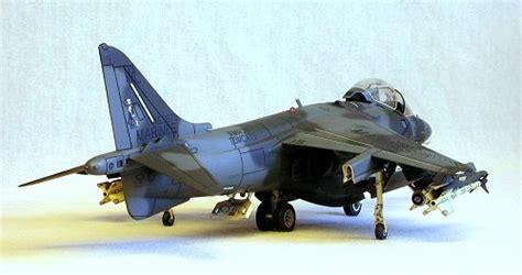 Av 8 Harrier Usmc 1 48 Pro Built Model monogram 1 48 av 8b harrier ii