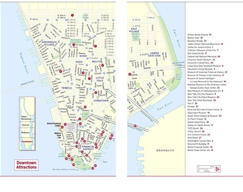 map of new york attractions printable maps update 58022775 nyc tourist map printable maps of