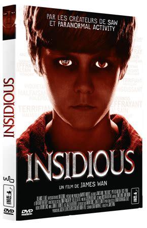 insidious film techniques insidious chez wild side