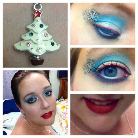 pin by fiona findlay on christmas makeup ideas looks