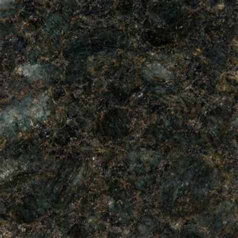 Peacock Green Granite Countertops by Stonemark Granite 3 In Granite Countertop Sle In