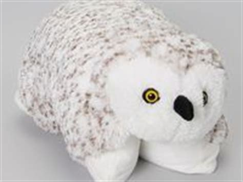 Owl Pillow Pet Walmart by 30 Best Images About Pillow Pets On Glow Owl