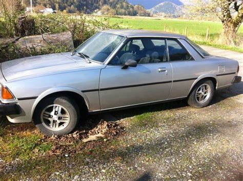 1979 mazda 626 coupe find used 1979 mazda 626 base coupe 2 door 2 0l in agassiz
