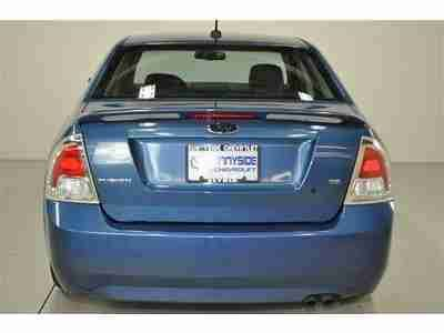 sell used 2009 ford fusion se leather sunroof low reserve flawless car auto transmission in