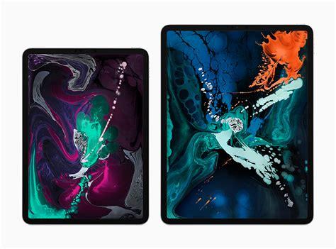 apple reveals       ipad pro models