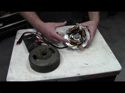 magneto ignition capacitor installing and adjusting points and condenser on briggs and stratton engines tutorial how to