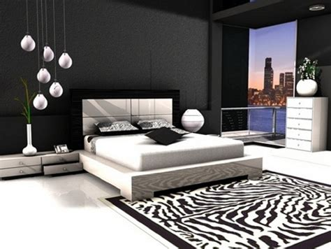 black and white themed bedroom stylish bedrooms bedroom interior designs and decor ideas