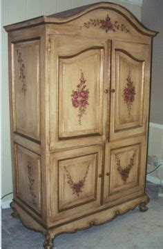 hand painted armoire furniture large antique apothecary bottle pharmacy jar amber german glass antiques