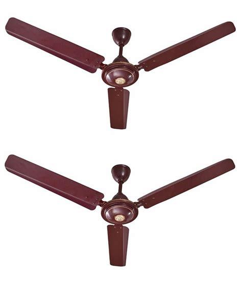 best deals on ceiling fans black cat 48 ceiling fan set of 2 rs 1 450 mrp rs 3 600