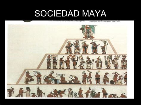 imagenes sociedad maya mayas ppt