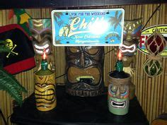 Motorized Tiki Bar Glass Rack The Tiki Bar The Tikitastic Lounge