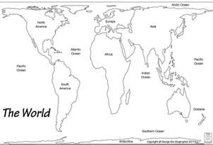 World Map Continent Outline by Printable Blank World Outline Maps Royalty Free Globe Earth Free Printable Blank World Map