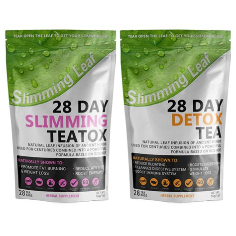 Detox Tea From by Slimming Leaf Tea Powerful Weight Loss Detox See Specials