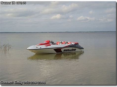 used sea doo boats for sale by owner 2007 sea doo speedster used boats for sale by owners boatsfsbo