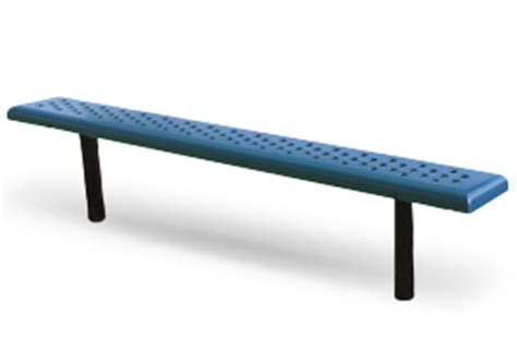 metal sports bench sport benches wtih steel frame metal park benches