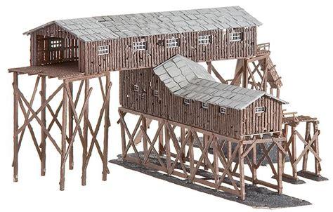 Faller Countrysite Decor Acceessories Miniature Building Ho Scale faller 222205 coal mine