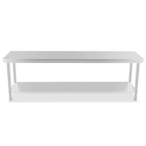 commercial kitchen prep table commercial kitchen stainless steel food work prep table