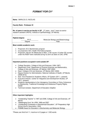 biodata form fill printable fillable blank