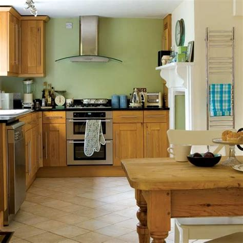 Decorating Ideas Kitchen Timeless Country Kitchen Kitchen Design Decorating Ideas Housetohome Co Uk