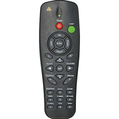 optoma l replacement optoma technology replacement remote br 5028l b h