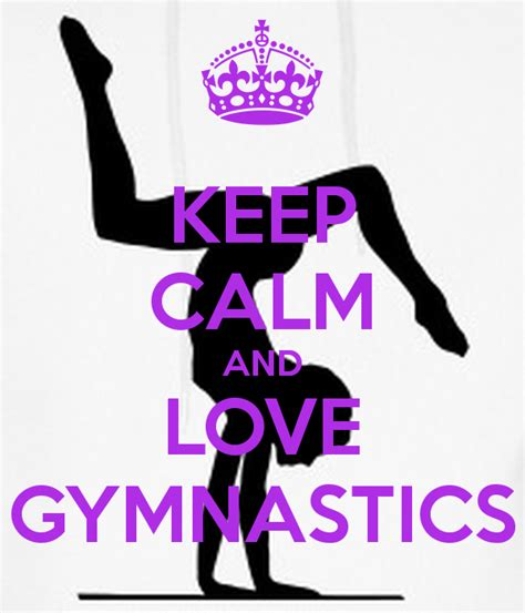 Imagenes De Keep Calm And Love Gymnastics | keep calm and love gymnastics poster gymnasticslover