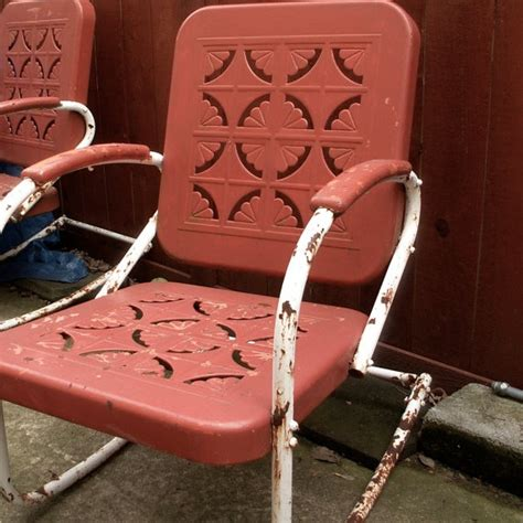 Motel Chairs Vintage by Motel Chairs 2 Of 3 Are Rockers Etsy 145 00 Vintage