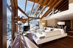 amazing interiors world of architecture 5 star luxury mountain home with an amazing interiors in swiss alps