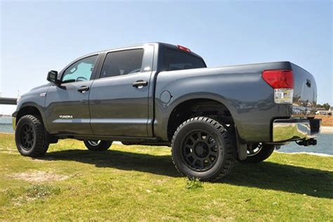 Toyota Tundra Black Rims Pro Comp 174 32 Wheels Matte Black Rims