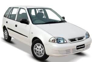 Pakistan Suzuki Motors Prices Suzuki Cultus Ii Cng In Pakistan Cultus Suzuki