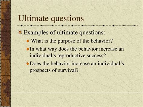 ultimate questions ppt proximate and ultimate questions powerpoint presentation id 296953