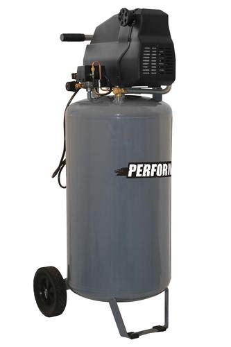 performax 174 26 gallon portable electric vertical air compressor at menards 174