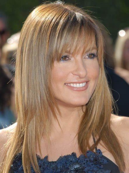 wispy and tapered ends hairstyle 20 long layered haircuts with bangs