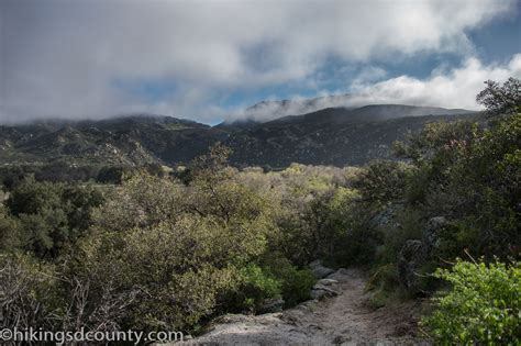 Kitchen Creek by Kitchen Creek Falls Hiking San Diego County