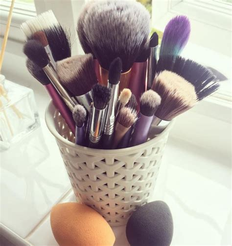 how to clean your makeup brushes with home s makeup