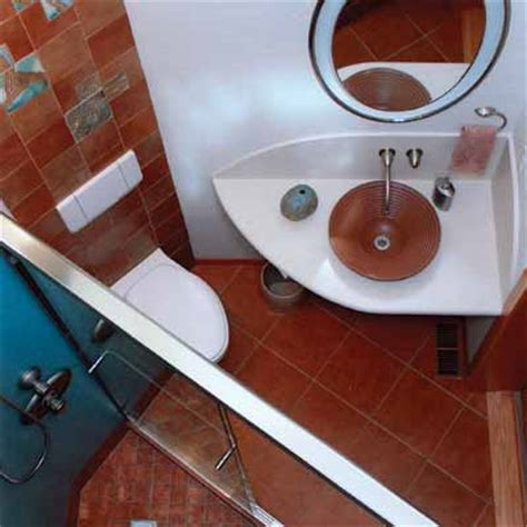 tiny full bathroom compact commode 13 big ideas for small bathrooms this