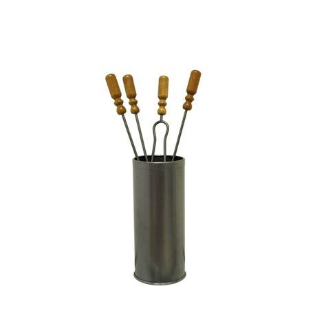 utensili per camino attrezzi per caminetto modello cod 28375 pezzi 5