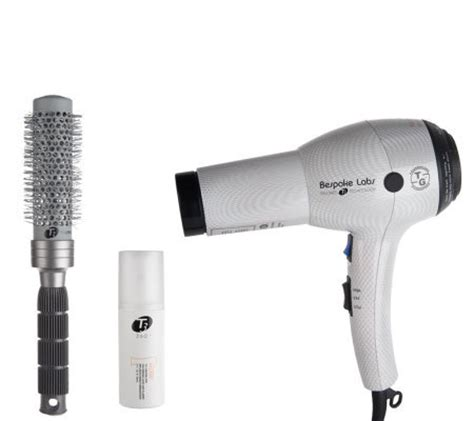 Ego Infused Hair Dryer Qvc t3 featherweight hair dryer with accessories page 1