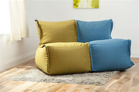 beanbag sofa modular sofa beanbag lounger bean bag couch seating kids