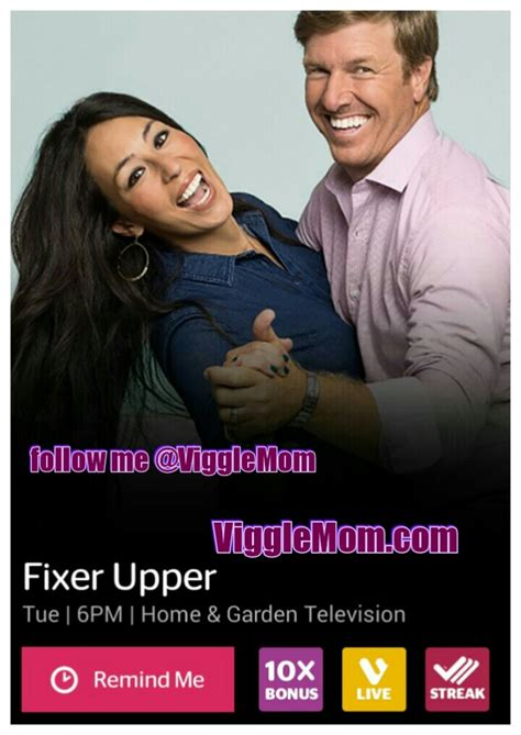 fixer upper streaming viggle mom viggle live answers daily viggle schedule