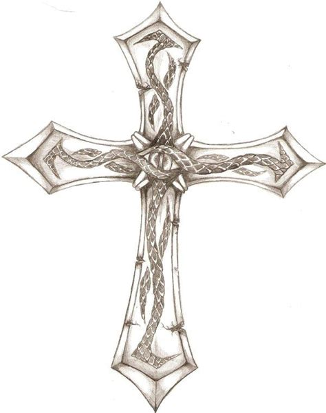 crucifix tattoo design 1 by iconoclastic beleifs on deviantart