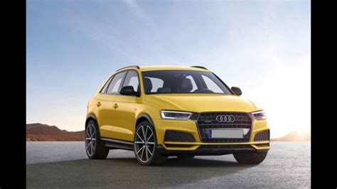 Audi Q3 New Model 2018 by The 2018 Audi Q3 New Release Date