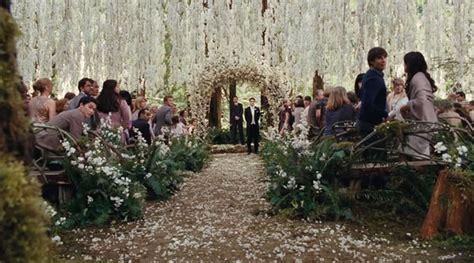 wedding of edward herlina at twilight wedding edward wedding theme ideas