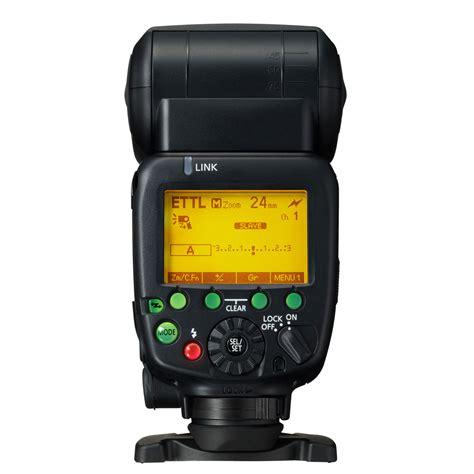 Lu Flash Canon canon speedlite 600 ex rt 5296b003 achat vente flash appareil photo sur ldlc lu